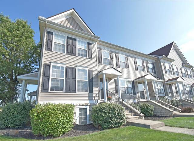 6464 Crab Apple Drive 3-6464, Canal Winchester, OH 43110 (MLS #221037094) :: MORE Ohio