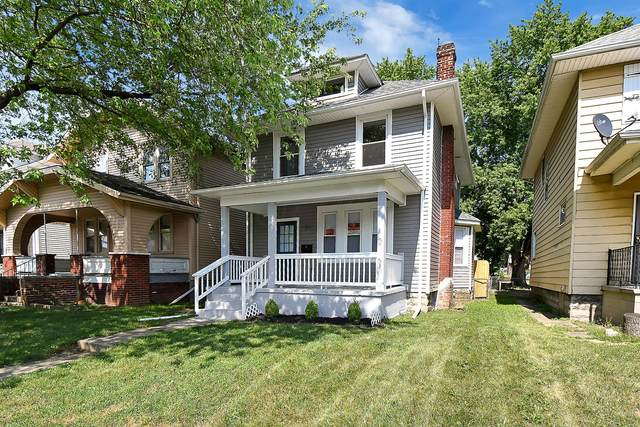 86 S Terrace Avenue, Columbus, OH 43204 (MLS #221037104) :: LifePoint Real Estate