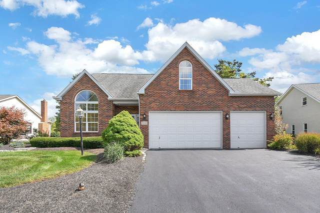 7298 Snowberry Lane, Canal Winchester, OH 43110 (MLS #221037106) :: Greg & Desiree Goodrich | Brokered by Exp