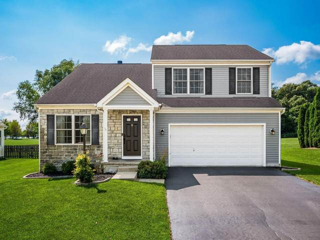609 Lanning Street, Pickerington, OH 43147 (MLS #221037170) :: Sandy with Perfect Home Ohio
