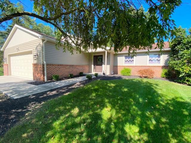 6870 Ridgeway Court NW, Pickerington, OH 43147 (MLS #221037180) :: Bella Realty Group