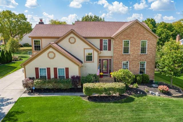 7163 Snowberry Lane, Canal Winchester, OH 43110 (MLS #221037190) :: Greg & Desiree Goodrich | Brokered by Exp