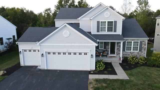 981 Kentucky Circle, Marysville, OH 43040 (MLS #221037196) :: ERA Real Solutions Realty