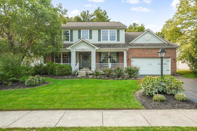 2574 Pleasant Colony Drive, Lewis Center, OH 43035 (MLS #221037198) :: Bella Realty Group