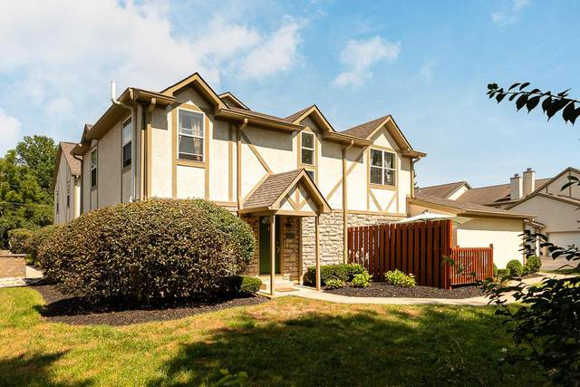 619 Olentangy Woods Drive, Columbus, OH 43235 (MLS #221037233) :: Bella Realty Group