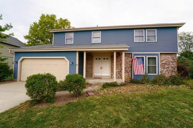 1124 Lori Lane, Westerville, OH 43081 (MLS #221037267) :: RE/MAX ONE