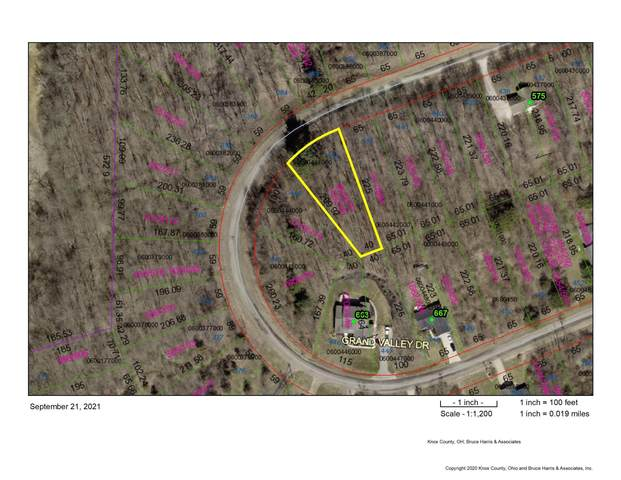 611 Grand Valley Drive Lot # 443, Howard, OH 43028 (MLS #221037295) :: 3 Degrees Realty