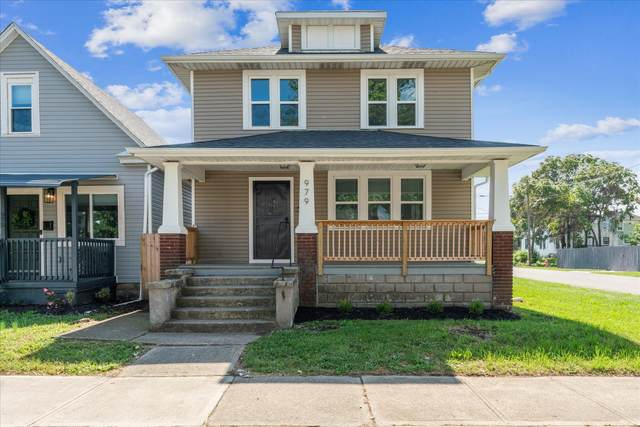 979 Bellows Avenue, Columbus, OH 43223 (MLS #221037339) :: Susanne Casey & Associates