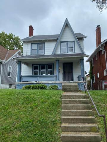 1268 S Champion Avenue, Columbus, OH 43206 (MLS #221037400) :: The Holden Agency