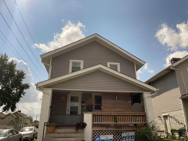 635 Frebis Avenue, Columbus, OH 43206 (MLS #221037419) :: MORE Ohio