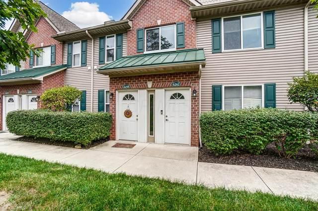 6262 Edgecreek Lane, Columbus, OH 43231 (MLS #221037437) :: Sandy with Perfect Home Ohio