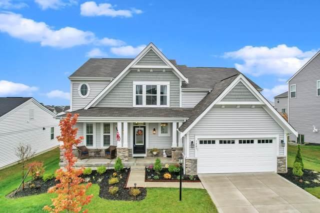 1401 Buckmeyer Drive, Marysville, OH 43040 (MLS #221037440) :: Signature Real Estate