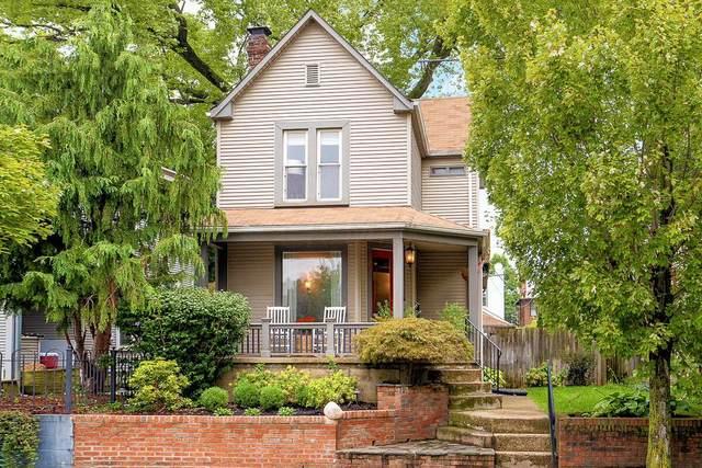 116 Hanford Street, Columbus, OH 43206 (MLS #221037467) :: Greg & Desiree Goodrich | Brokered by Exp
