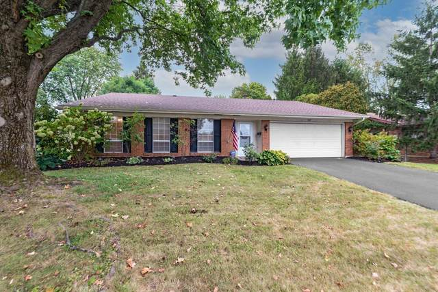 262 Huber Village Boulevard, Westerville, OH 43081 (MLS #221037476) :: 3 Degrees Realty