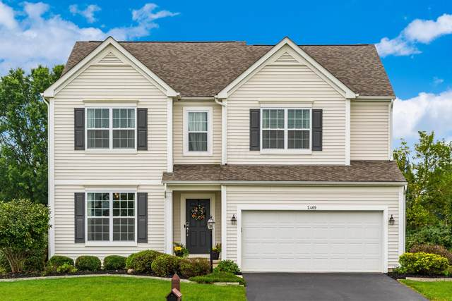 2469 Killdeer Place, Galena, OH 43021 (MLS #221037488) :: LifePoint Real Estate