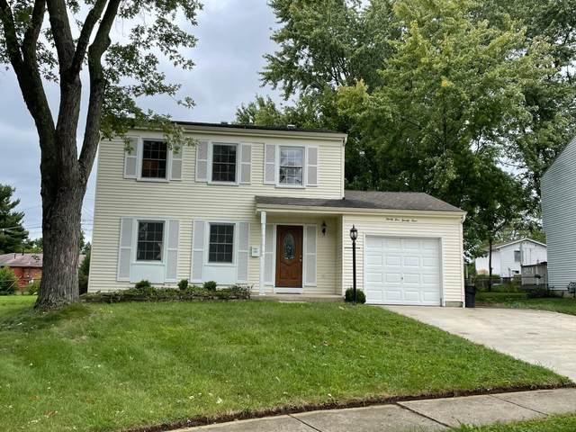 3524 Makassar Drive, Westerville, OH 43081 (MLS #221037497) :: Exp Realty