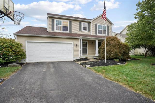 1566 Windsong Drive, Heath, OH 43056 (MLS #221037528) :: Sandy with Perfect Home Ohio