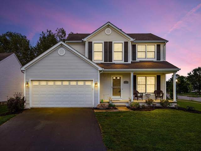 5178 Tyler Henry Drive, Canal Winchester, OH 43110 (MLS #221037533) :: The Tobias Real Estate Group