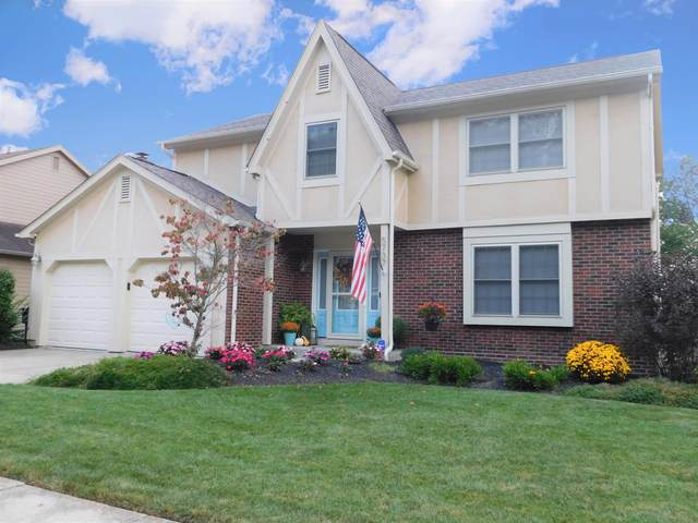 5737 Running Brook Drive, Westerville, OH 43081 (MLS #221037551) :: Bella Realty Group