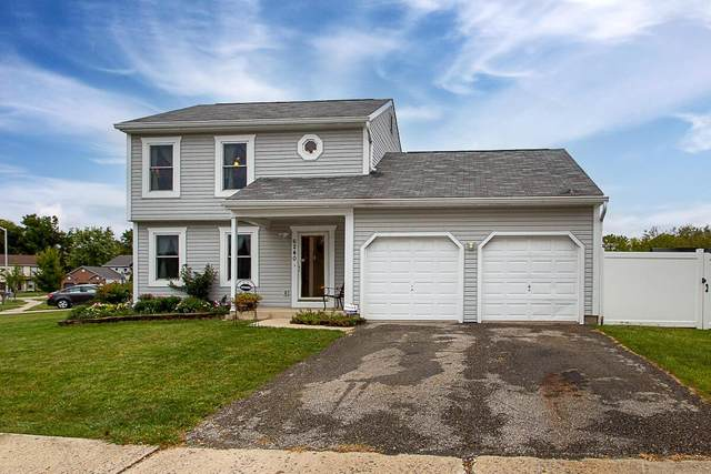 6240 Northbend Drive, Canal Winchester, OH 43110 (MLS #221037552) :: The Tobias Real Estate Group