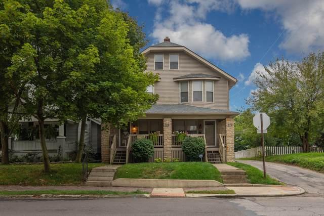 175 Hanford Street, Columbus, OH 43206 (MLS #221037557) :: Greg & Desiree Goodrich | Brokered by Exp