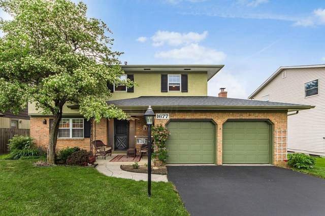 1677 Demorest Road, Columbus, OH 43228 (MLS #221037570) :: 3 Degrees Realty