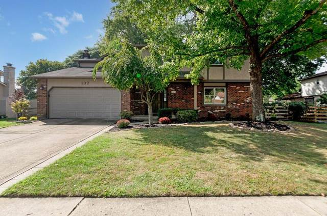 137 Nicole Drive, Westerville, OH 43081 (MLS #221037573) :: Bella Realty Group