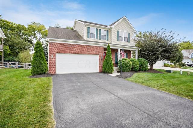 164 Monebrake Drive, Pickerington, OH 43147 (MLS #221037576) :: Bella Realty Group