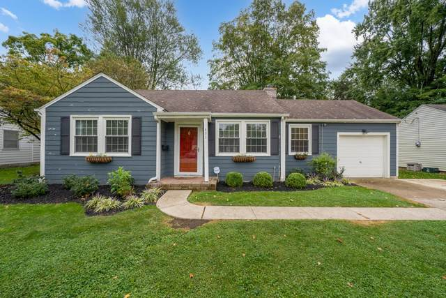 491 Kenbrook Drive, Worthington, OH 43085 (MLS #221037593) :: Sandy with Perfect Home Ohio
