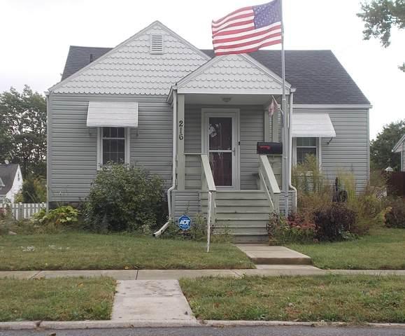 216 Spencer Street, Marion, OH 43302 (MLS #221037607) :: The Holden Agency