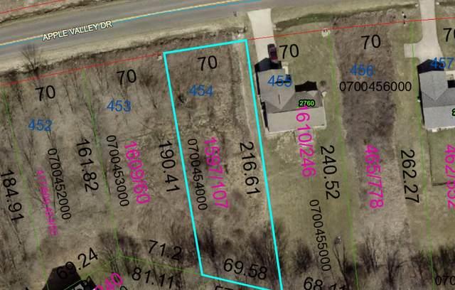 2756 Apple Valley Drive, Howard, OH 43028 (MLS #221037611) :: RE/MAX Metro Plus