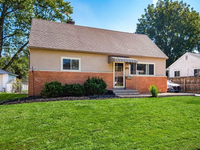 4362 Beechgrove Drive, Grove City, OH 43123 (MLS #221037616) :: The Tobias Real Estate Group