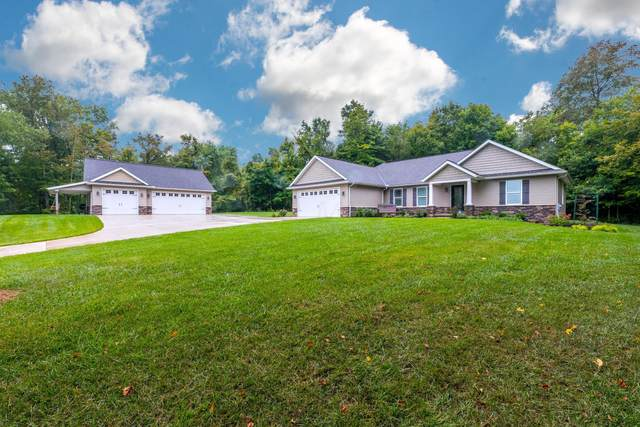 101 Bailey Drive, Johnstown, OH 43031 (MLS #221037647) :: Exp Realty