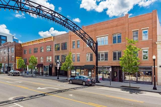 769 N High Street R-301, Columbus, OH 43215 (MLS #221037652) :: Susanne Casey & Associates
