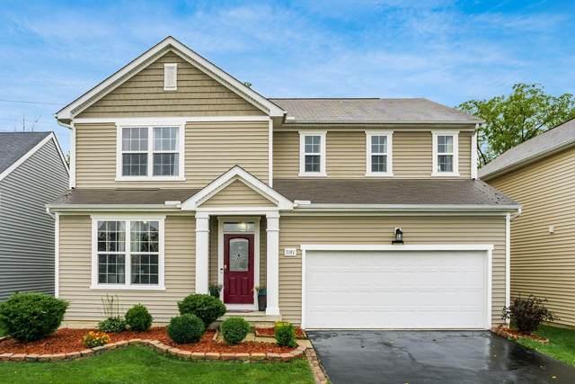 7191 Serenoa Drive, Reynoldsburg, OH 43068 (MLS #221037659) :: Sandy with Perfect Home Ohio