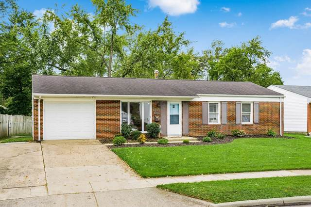 103 Lincolnshire Road, Columbus, OH 43230 (MLS #221037666) :: Bella Realty Group