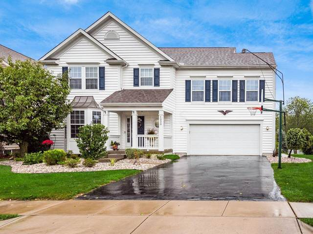 1230 Carnoustie Circle, Grove City, OH 43123 (MLS #221037674) :: The Tobias Real Estate Group