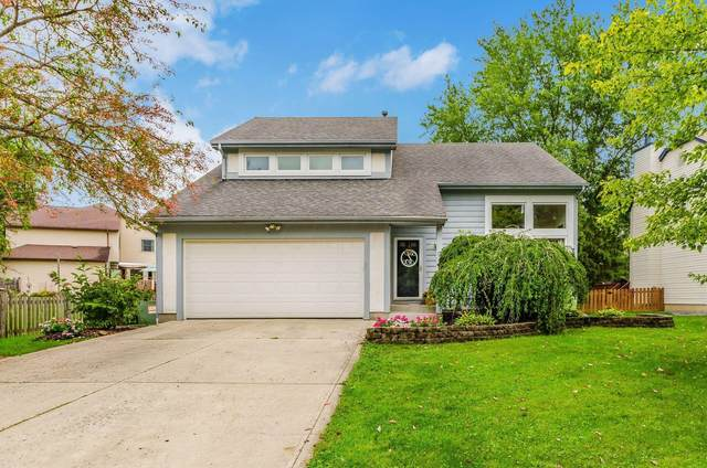 92 Green Bower Lane, Powell, OH 43065 (MLS #221037682) :: LifePoint Real Estate
