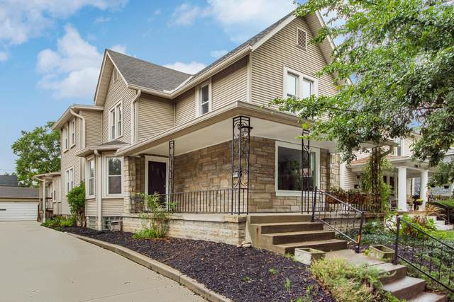 1299 Oakland Avenue, Columbus, OH 43212 (MLS #221037694) :: Sandy with Perfect Home Ohio