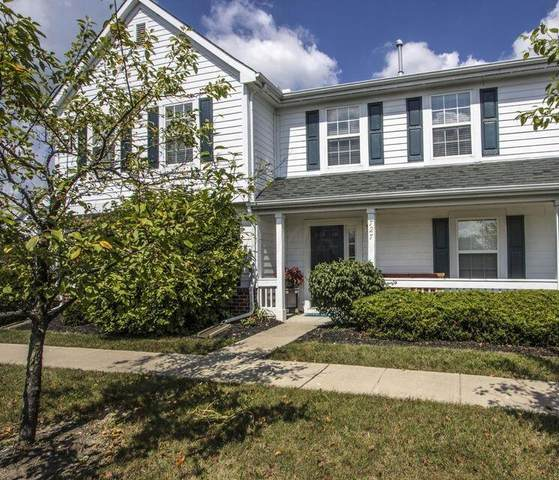 727 Pondview Drive 37-727, Grove City, OH 43123 (MLS #221037733) :: The Tobias Real Estate Group