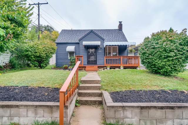 1340 E Whittier Street, Columbus, OH 43206 (MLS #221037750) :: Signature Real Estate