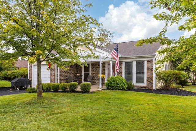 1986 Torreys Place, Powell, OH 43065 (MLS #221037776) :: The Gale Group