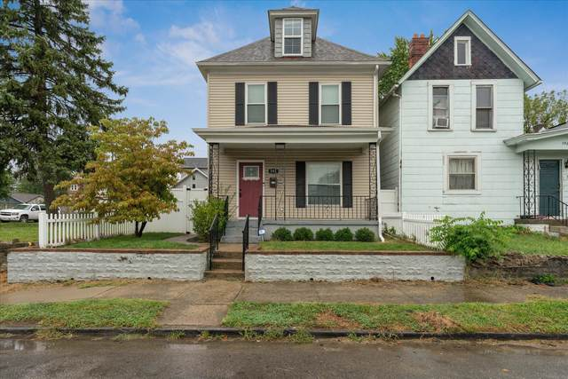 592 Stewart Avenue, Columbus, OH 43206 (MLS #221037791) :: Signature Real Estate