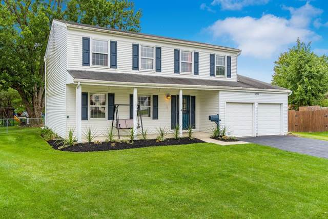 2539 Mcdaniel Court, Grove City, OH 43123 (MLS #221037795) :: Bella Realty Group