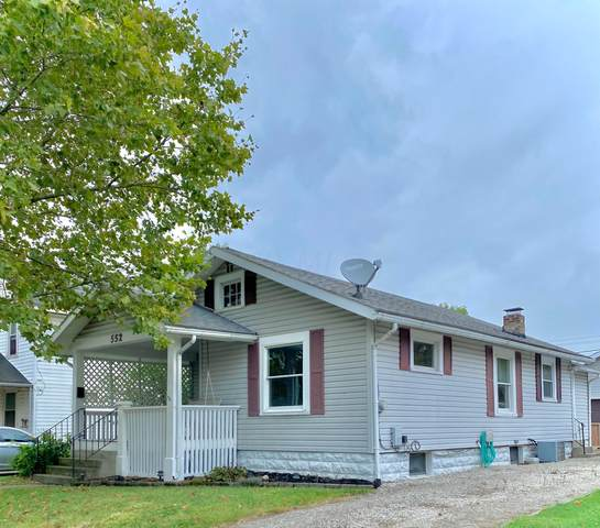 552 Uncapher Avenue, Marion, OH 43302 (MLS #221037829) :: The Holden Agency