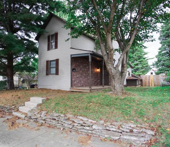 1223 E Chestnut Street, Lancaster, OH 43130 (MLS #221037830) :: The Tobias Real Estate Group
