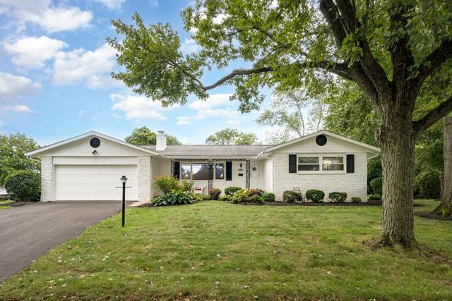 1061 Stanhope Drive, Columbus, OH 43221 (MLS #221037831) :: The Tobias Real Estate Group