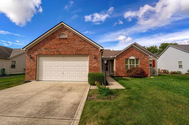 5749 Daisy Trail Drive, Grove City, OH 43123 (MLS #221037834) :: The Tobias Real Estate Group