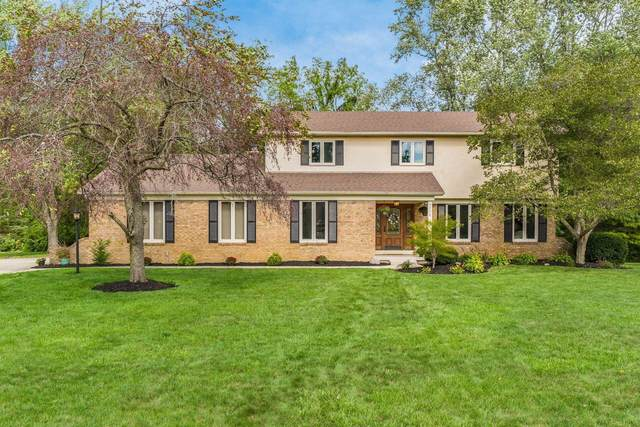 7716 Heatherwood Drive NW, Canal Winchester, OH 43110 (MLS #221037851) :: Exp Realty