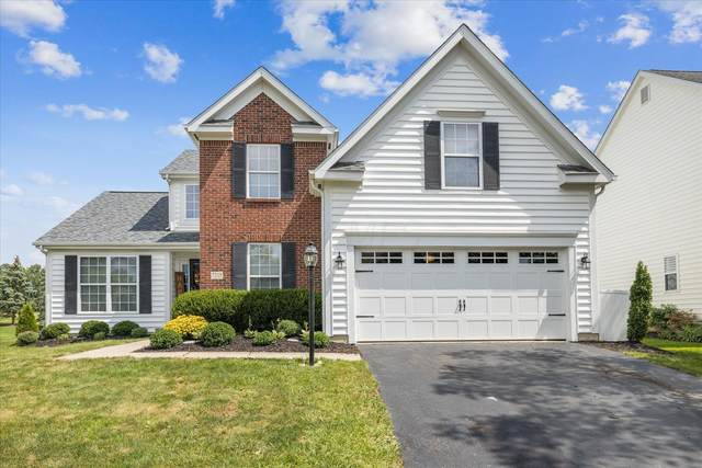 7319 Scioto Chase Boulevard, Powell, OH 43065 (MLS #221037857) :: LifePoint Real Estate
